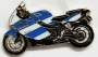 BMW Motorcycle Pin Badges