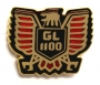 GOLDWING PIN BADGES