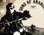 Sons Of Anarchy Novelty Helmets
