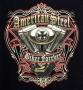 American Steel Biker Forever Hooded Sweatshirt