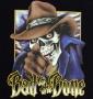 Bad to the Bone Skull T Shirt