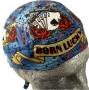 Born Lucky Pre-Tied Zandana - Bandana