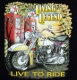 Classic Harley & Gas Pump T Shirt