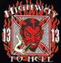El Diablo Higway to Hell Hooded Sweatshirt