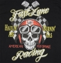 Fast Lane Racing Skull T Shirt