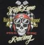 Fast Lane Racing Skull Hooded Sweatshirt