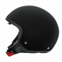 Fat Skeleton Matt Black EU Cruiser-Twin Visor pack
