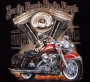 For the People Harley Road King Design T Shirt
