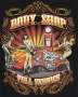 Full Service Body Shop Hot Rod T Shirt