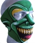 Green Goblin Face Mask