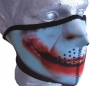 Half Face Dark Joker mask