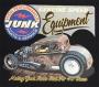 High Performace Junk parts Hot Rod Car T Shirt