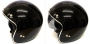 Low Profile MT Le Mans GLOSS Open Face Helmet