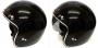 Low Profile MT Le Mans GLOSS Open Face Helmet