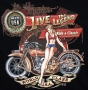 Ride a Classic Live the Legend T Shirt