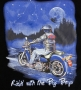 Ridin with the Big Boys  T Shirt