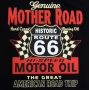 Route 66 Hi Speed Motor Oil T Shirt