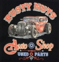 Rusty Nuts Hot Rod Auto ShopT Shirt