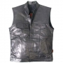 Sons of Anarchy style Leather Cut off