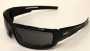 'Sly' Straight Style Foam Padded Rider Sunglasses